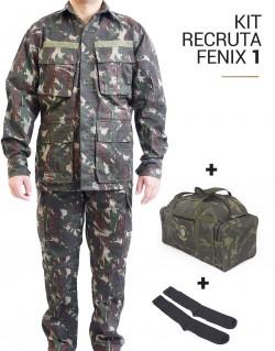 Kit Recruta Fenix 1