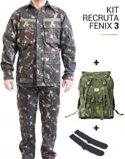 Kit Recruta Fenix 3